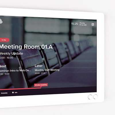 Desk and Room Booking System by